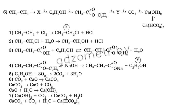 Гдз химия 11 класс рудзитис фельдман 2019 гдз